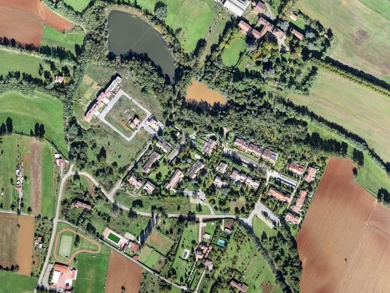 Aerial Photogrammetry By UAV